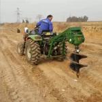 朝阳拖拉机挖树坑机 地钻挖坑机厂家