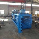 绍兴160吨卧式废纸液压打包机厂家