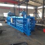 宁波120吨卧式废纸板液压打包机机厂家