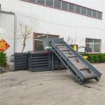 泉州120吨卧式废纸板液压打包机厂家
