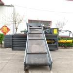 天津120吨卧式废纸液压打包机供应
