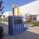 南通立式120吨废纸板压块机厂家