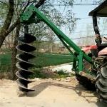 吉林植多功能植树挖坑机报价