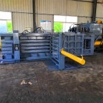 扬州160吨废纸箱液压打包机生产厂家