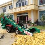 济南大型车载玉米脱粒机价格
