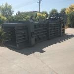 泰州120吨废纸卧式废纸打包机直销