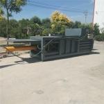苏州80吨废纸箱液压打包机生产厂家