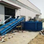 怀化120吨卧式纸箱打包机生产报价