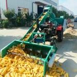 张掖自走式玉米脱粒机背负式玉米脱粒机厂家