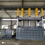 盐城300吨不锈钢液压打包机直销