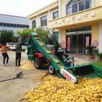 莱芜自走式玉米脱粒机厂家