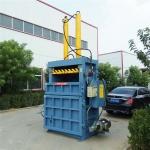铁麒麟60吨塑料薄膜半自动立式液压打包机