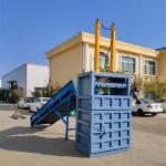 福建100吨废纸板液压打包机厂家
