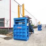 安徽80噸廢紙箱液壓打包機直銷
