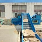 沧州120吨小卧捆扎机生产厂家