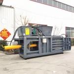 威海80吨卧式废纸打包机价格