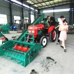 鲁丰自动大型玉米脱粒机生产厂家