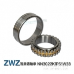 瓦房店ZWZ 轴承 NN3022K/P51W33 成都轴承价