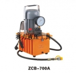 超高壓電動液壓泵浦ZCB-700A