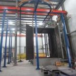 悬链式抛丸机华东地区设立多个售后服务厂家