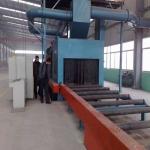 通过式抛丸机、钢板除锈抛丸机高质量河北厂家