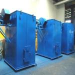 LCM长袋离线脉冲布袋除尘器铁良机械高质量厂家