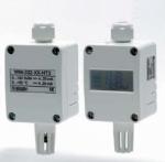 墙面安装温湿度变送器多单元WM33&52