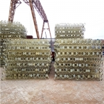 专业生产优质弹簧骨架 工业除尘器布袋骨架 可伸缩弹簧除尘框架