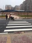 深圳2015最新停车场车位划线 宝安通道划线统一报价(图)