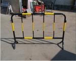 深圳西乡哪里有铁马护栏卖?宝安南山施工护栏厂家供应