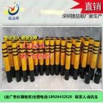 深圳反光警示柱桩生产厂家哪个区多?罗湖龙岗防撞柱
