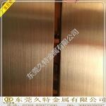304不锈钢彩板 不锈钢钛金板 酒吧酒店装修专用 品质保证