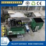 建德塑料颗粒生产废水,化肥编织袋污水处理设备