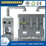 温州钢铁行业熔炼冶炼厂黑烟废气处理专用设备