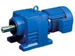 辽宁R107斜齿轮减速机电机报价、厂家价格直销