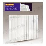 徐州铜铝复合暖气片多少钱 铜铝复合50x87散热器