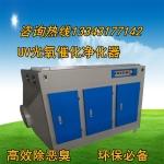 厂家直销uv光氧催化喷漆印刷塑料颗粒废气处理设备