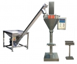 F01B自动定量不锈钢螺旋下料粉剂包装机