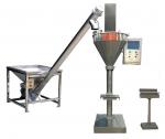 F01B自動定量不銹鋼螺旋下料粉劑包裝機