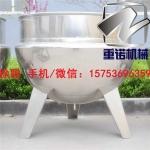 猪皮冻熬制夹层锅,五花肉卤制夹层锅