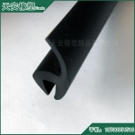 EPDM橡胶玻璃挡风胶条 电动汽车玻璃胶条