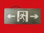 智能数字点式监控消防应急疏散照明指示灯系统