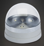 照度1lx吸顶装智能集中电源式点式监控型消防应急照明灯