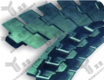 881燕尾型不锈钢转弯链板/昱音链板系列