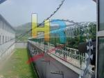 供应监狱护栏网 看守所护栏网 监狱防护隔离网