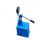 硫化机专用手动打压泵SY12.5/4  手动水压泵