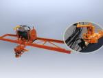 BPJ-4 钢丝绳胶带电动剥皮机 3KW
