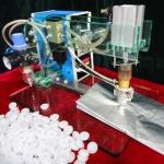 小型顆粒熱壓包裝機立半自動封口多功能包裝機HZJP-1