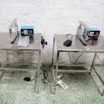 供應堅果類復合拉鏈袋食品包裝熱封機設備-TP1