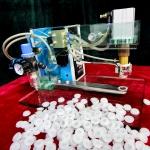 廠家主營半自動餅干包裝設備熱壓機 JP1